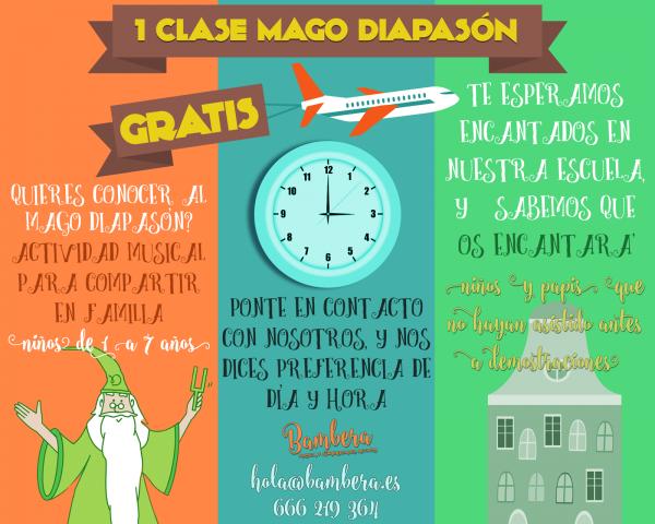 Estimulación musical en Vigo