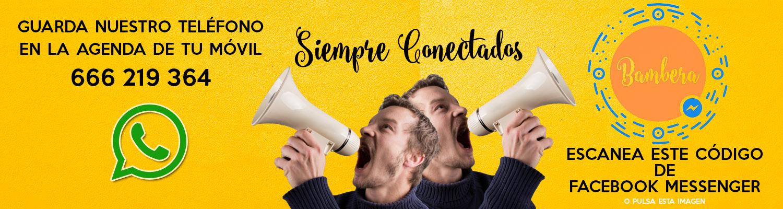 Métodos de contacto alternativo con escuela de música Bambera Vigo