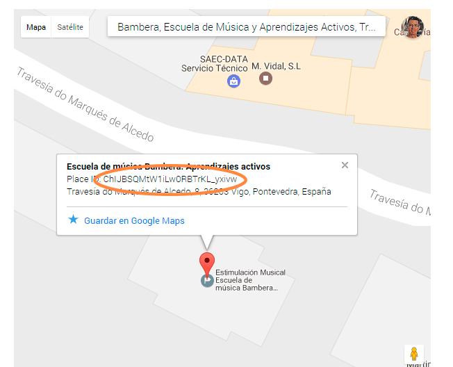 para tu negocio en el mapa