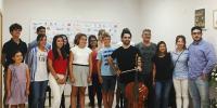 Vigo, clases magistrales con Pablo Ferrández