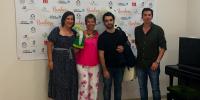 Clases magistrales Pablo Ferrández en Bambera Vigo