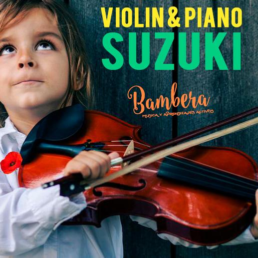 Método Suzuki de aprendizaje musical.