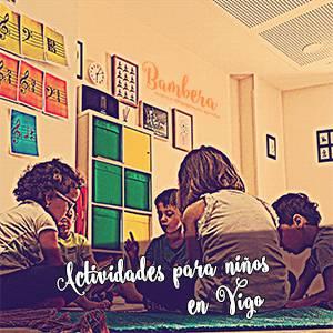 Actividades para niños en Vigo, Actividades infantiles educativas