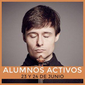 Entrada para las clases magistrales con Alejandro Bustamante
